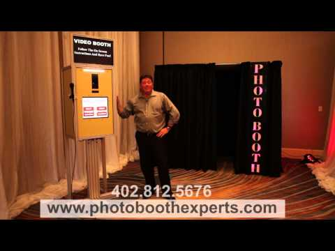 Easy Access Photo Booth - Video and Photo Booth From Photo Booth Experts