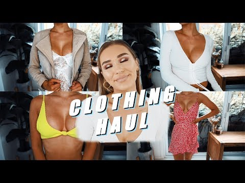 $1000 Try On Clothing Haul   WHITE FOX BOUTIQUE