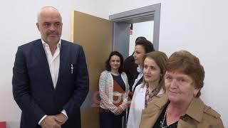 Kryeministri Rama viziton Dispancerine e Tiranes | ABC News Albania
