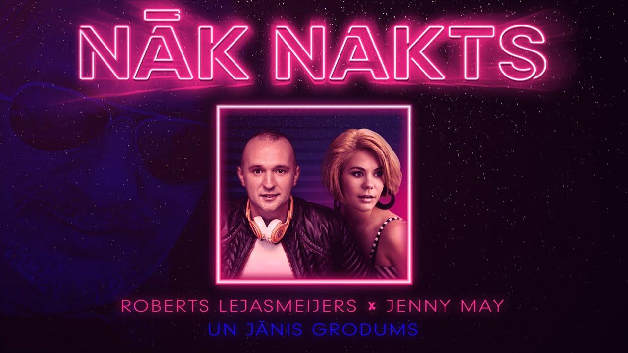 Roberts Lejasmeijers restaurē dziesmu «Nāk nakts». Groduma balss saglabāta!