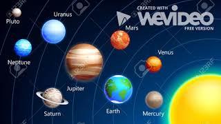 Exploring the Solar System Vocab