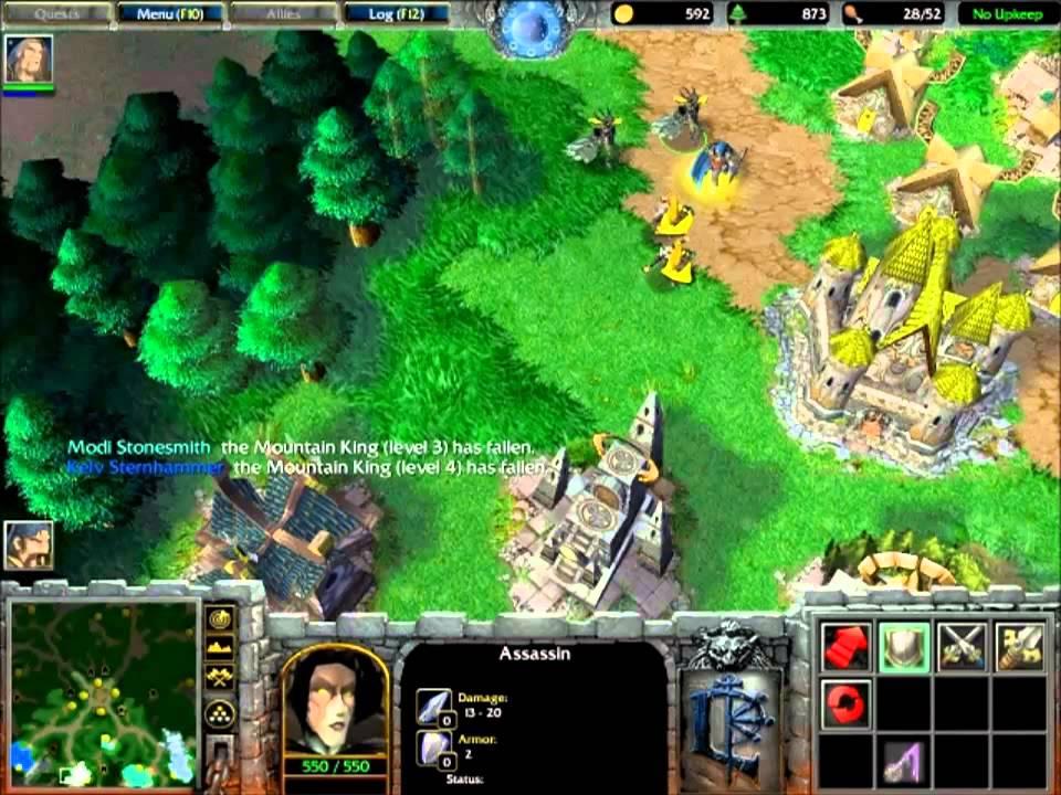 Warcraft  Demon Craft Mod