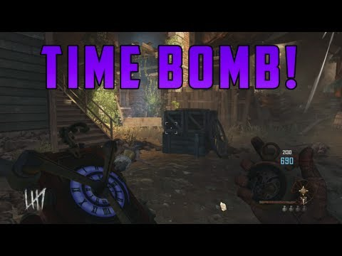 """TIME BOMB"" Equipment In ""Buried"" Gameplay! How To Get It & How It Works (Vengeance DLC Zombies) - Smashpipe Games"