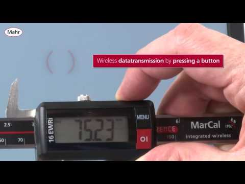 MarConnect 16EWRi 1087Ri FI wireless Measuring devices EN