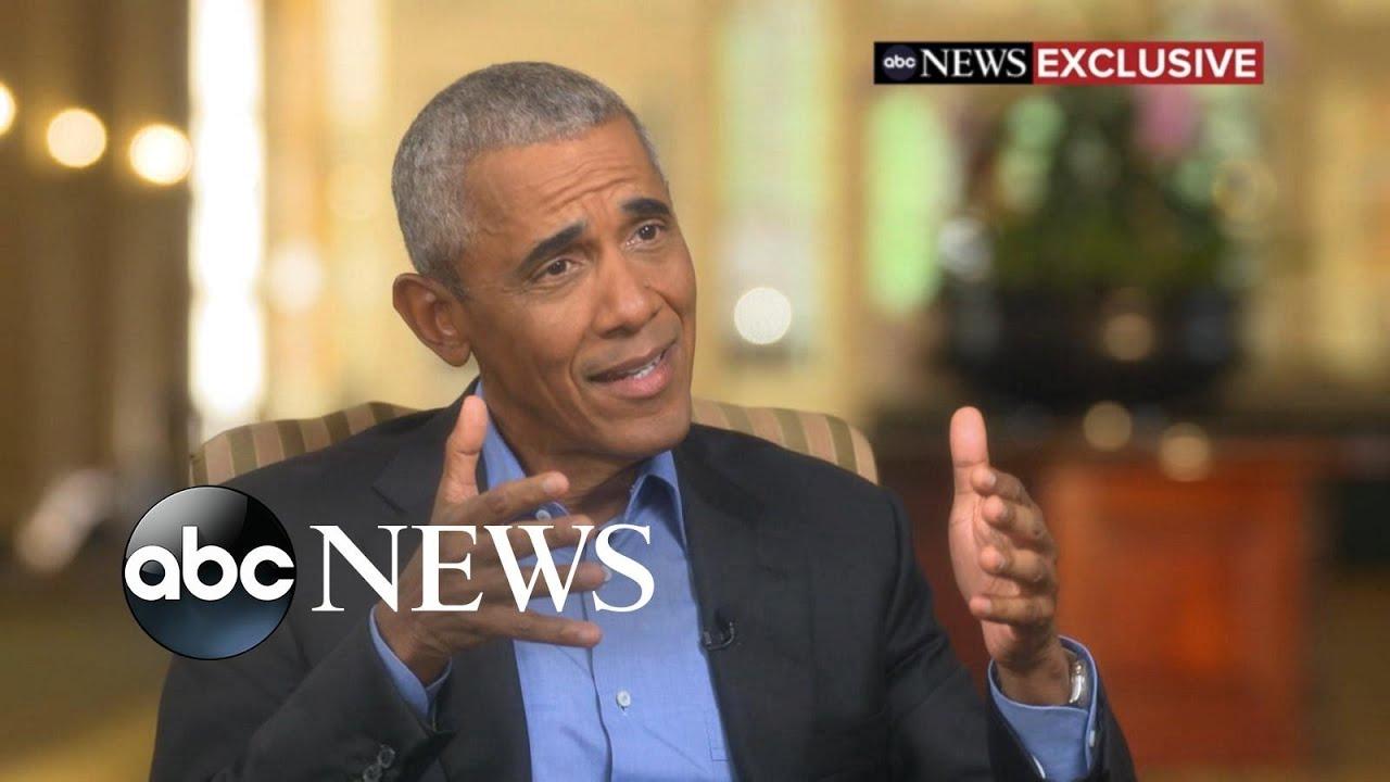 Former President Obama says U.S. 'desperately needs' Biden agenda