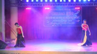 [THPT Ngô Quyền 2015-2016] Chung kết văn nghệ - Múa dân gian đương đại - 11A3