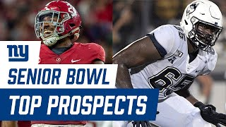 Senior Bowl Preview: Breaking Down Top Prospects   New York Giants