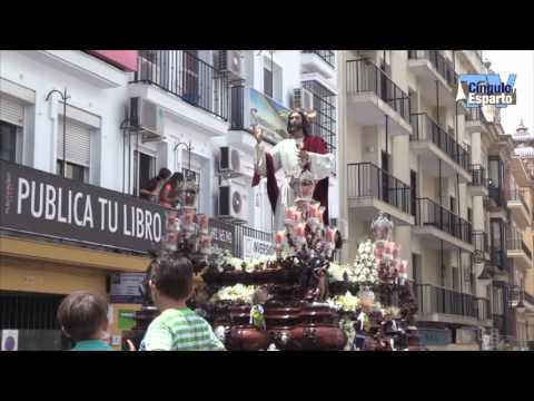 Procesión de la Hermandad de la Cena - Corpus 2016 -
