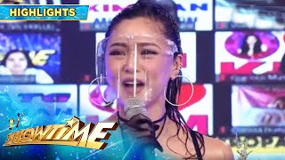 Kim Chiu, gives thanks to her Showtime family and the madlang people   It's Showtime