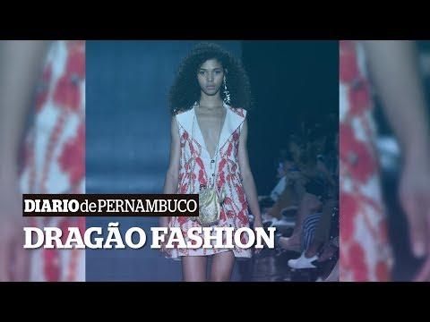 Melk Z-Da, Água de Coco e Lindebergue Fernandes | Dragão Fashion 19