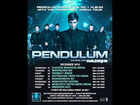 Encoder - Pendulum Live From Wembley 03/12/2010