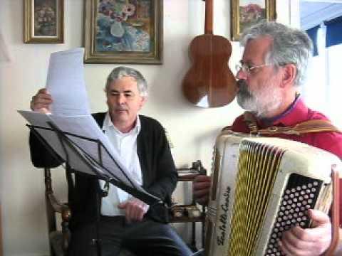 PEDACITO DE CIELO ( vals argentino de esposito francini stamponi ) - prueba casera