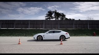 Panamera S E-Hybrid: technical highlights