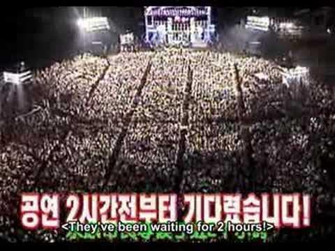Shinhwa 2001 Guerilla Concert 3/3 (Eng Subs)