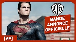 Man of steel :  bande-annonce VF