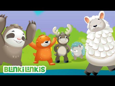 Das Tanz-Lied - BlinkiLinkis | Fisher-Price Deutsch | Kinderlieder | Cartoons für Kinder