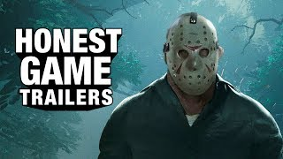 FRIDAY THE 13TH (Honest Game Trailers) -