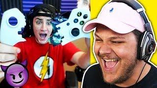 Gamers Losing Their Cool *HULK SMASH*