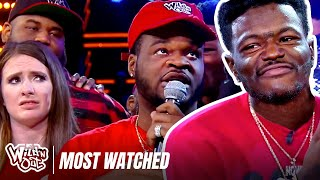 Top 5 Most-Watched April Videos ft. King Harris, Spoken Reasons, & More | Wild 'N Out