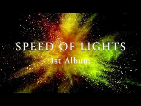 SPEED OF LIGHTS 1st Album