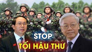 Tướng quân đội ra tối hậu thư cho Nguyễn Phú Trọng ngừng tri.ệt h-ạ phe Trần Đại Quang #VoteTv
