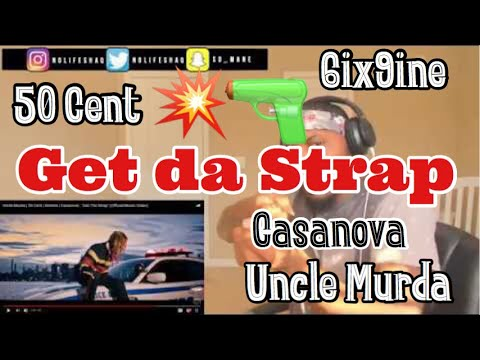 6ix9ine | 50 Cent | Uncle Murda | Casanova -