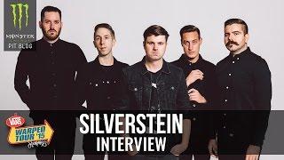 2015 Monster Energy Pit Blog: Silverstein Interview