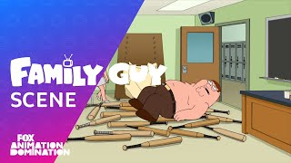 Peter Struggles With Baseball Bats | Season 15 Ep. 18 | FAMILY GUY
