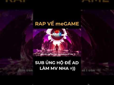 Rap về meGAME | meFAN Làm Tặng #shorts