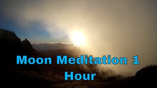 Moon Meditation | Full Moon Deep Relaxation, Piano Music for studying, Calm, Sleep Music