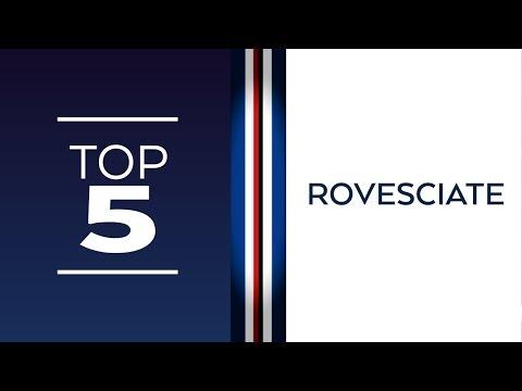 Top 5: Rovesciate