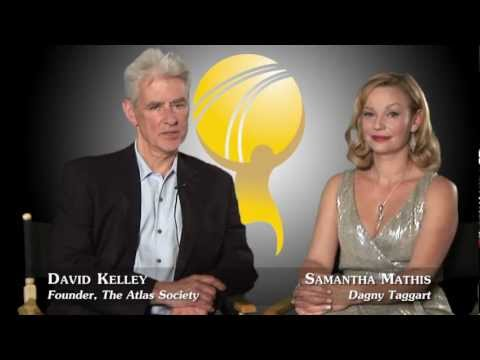 Interview with Samantha Mathis (Atlas Shrugged Part 2) - YouTube