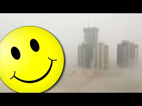 The Upside Of Devastating Pollution! - Smashpipe News