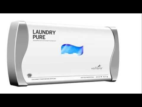 A Healthier 'No-Suds' Way to Do Laundry