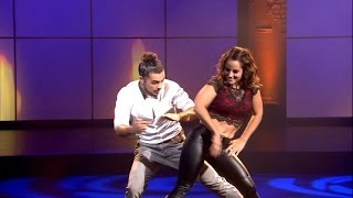 Redouan en Tamara doen een dirty hiphop | So You Think You Can Dance | VTM