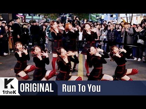 RUN TO YOU(런투유): gugudan(구구단) _ chococo