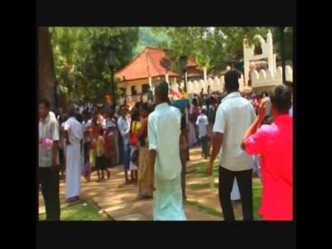 Tipitaka Chanting Ceremony - Sri Dalada Maligawa - Kandy