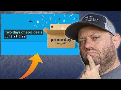 Amazon Prime Day 2! More Ham Radio, Solar, and Battery Deals!