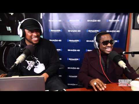 Johnny Gill Freestyles over the 5 Fingers of Death!