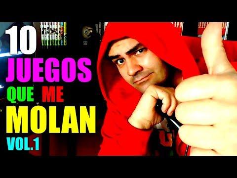 10 JUEGOS QUE ME MOLAN VOL1 || ARCADE