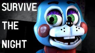 [SFM FNAF] Survive the Night - FNaF 2 Song by MandoPony [5K SUBSCRIBERS!]