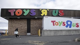 Store closing sales begin at Toys R Us locations in NY, NJ, CT