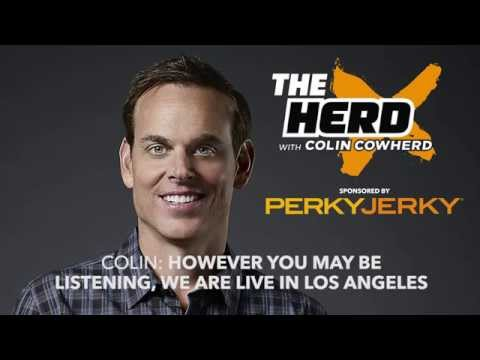 Colin Cowherd Loves Perky Jerky