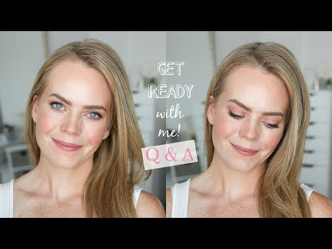 Get Ready With Me | Q&A | Missy Sue