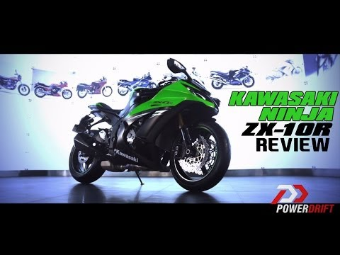 Kawasaki Ninja ZX 10R : Review : PowerDrift