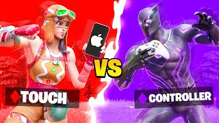 I Hosted a MOBILE vs. CONTROLLER Tournament! (iOS Only)