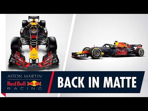 Back in Matte | Our racing colours for the 2018 F1 season