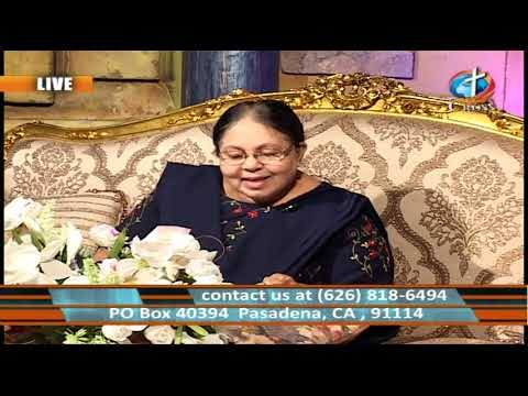 The Light of the Nations Rev. Dr. Shalini Pallil 06-02-2020