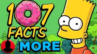 107 The Simpsons Facts You Should Know Part 2 | Channel Frederator