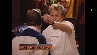 Hell's Kitchen Season 2 Blind Taste test